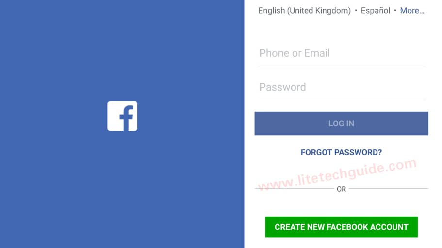How To Log In My Facebook Account