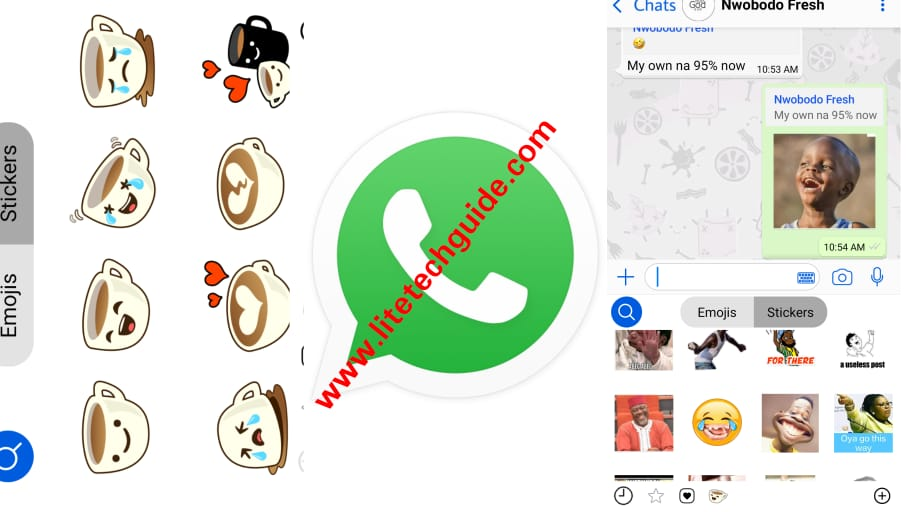 How to Save stickers on WhatsApp For Free