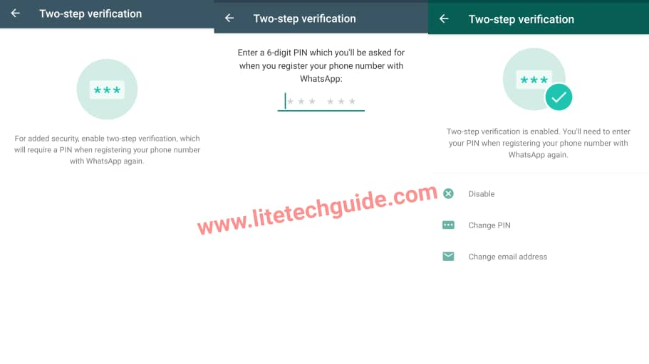 Stay Secured: How To Set Two-step Verification In WhatsApp