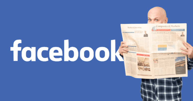 Mark Zuckerberg Launches Facebook News