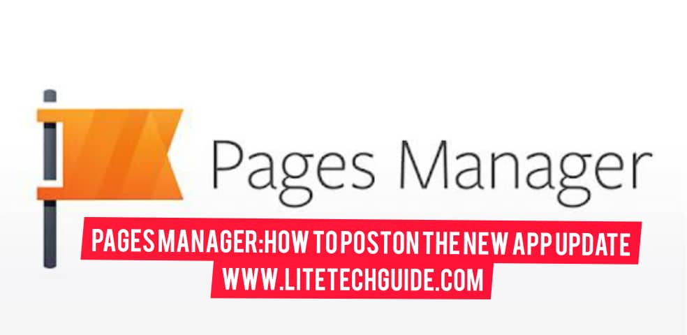 Facebook Pages Manager: How To Post On The New Update