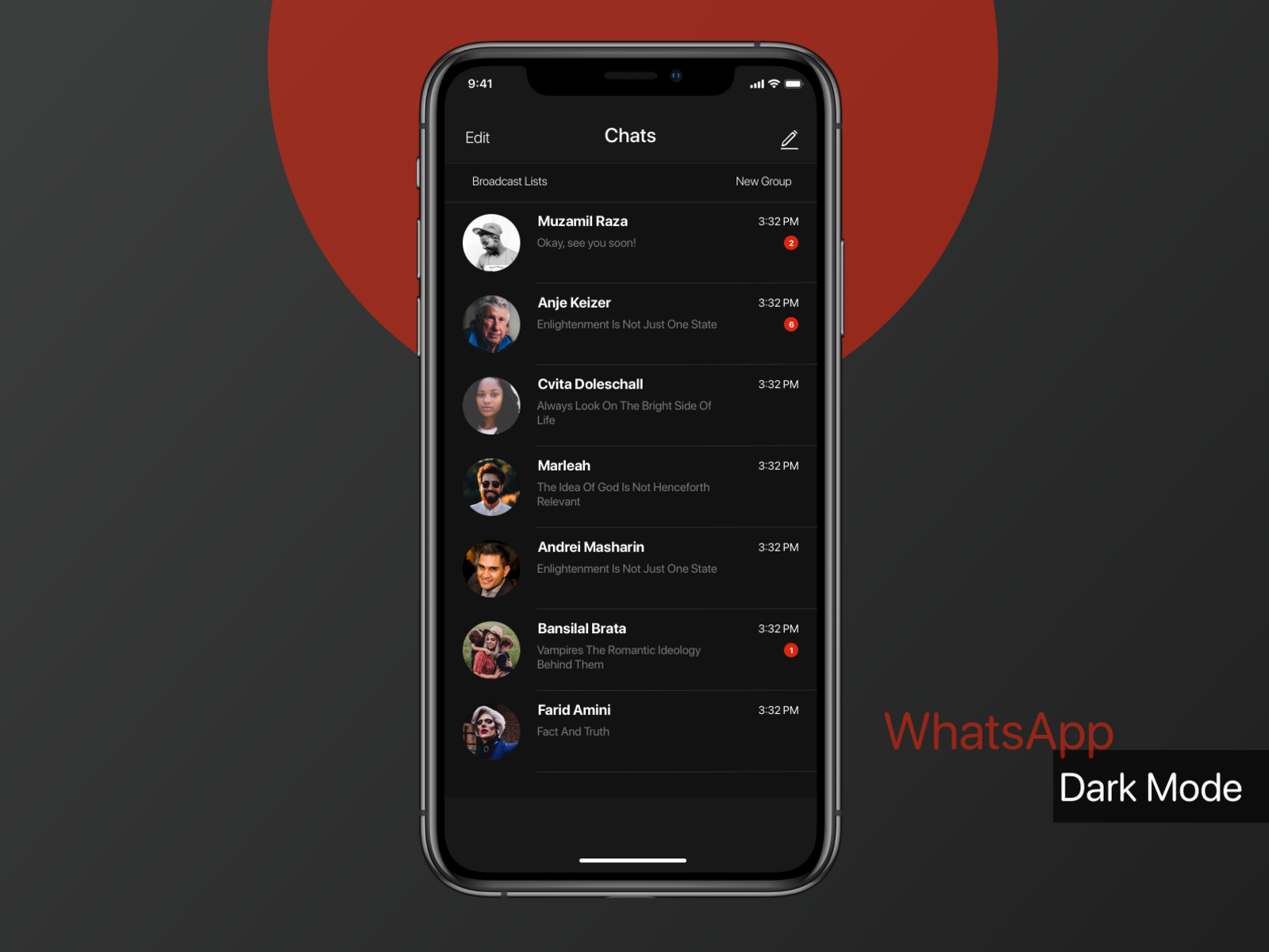 WhatsApp Officially Rolls Out Dark Mode For Android And iOS